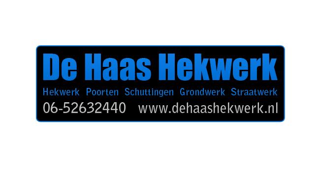 De Haas Hekwerk